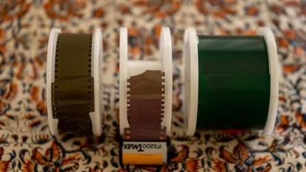 How to load plastic Paterson reels without ruining your film