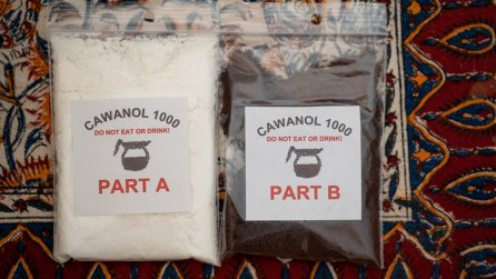 Cawanol Professional B&W film developer review (with photo comparisons)